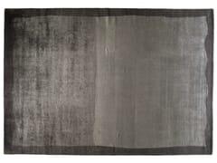 Tappeto rettangolare in lana e seta AGATA - Shadows