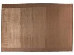 Tappeto rettangolare in lana e seta SWEET PINK - Shadows