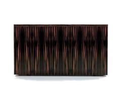 Fioriera quadrata in legnoSC 3016/50/E - OAK INDUSTRIA ARREDAMENTI