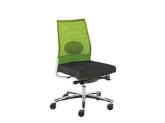 Sedia ufficio operativa reclinabile in rete WIN-R RETE | Sedia ufficio operativa - Win