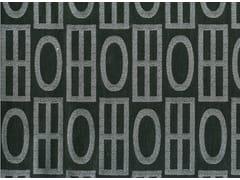 Tessuto in cotone con motivi graficiZOROASTRO - KOHRO