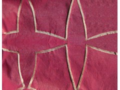 Tessuto in cotone con motivi graficiATLANTIC ROUND - KOHRO