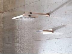 Soffione doccia a muro a pioggiaMEM | Soffione doccia a muro - DORNBRACHT