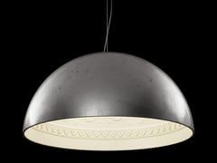 Lampada a sospensione foglia argento CHIARODÌ | Lampada a sospensione - Chiarodì