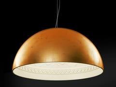 Lampada a sospensione foglia rame CHIARODÌ | Lampada a sospensione - Chiarodì