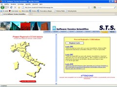 Computo metrico e contabilità lavoriACRWin - S.T.S. SOFTWARE TECNICO SCIENTIFICO