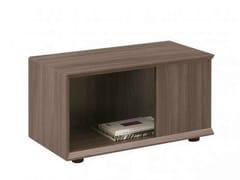 Tavolino di servizio con vano contenitore ARTIGO | Tavolino con vano contenitore - Artigo