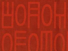 Tessuto in cotone con motivi graficiNEON GLOOM - KOHRO