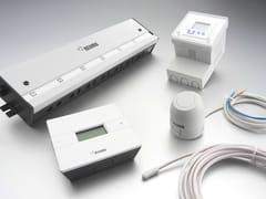 REHAU, NEA Sistema di regolazione e di gestione della temperatura