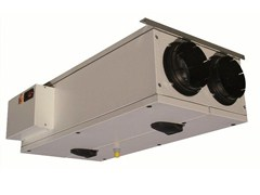 REHAU, Impianto di ventilazione meccanica forzata Sistema di ventilazione meccanica controllata