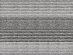 Tessuto a righe in cotone e linoASAWA 1 - KOHRO