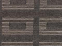KOHRO, TASSILO GRAIN Tessuto in cotone con motivi grafici