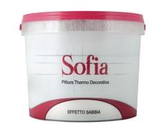 Pittura decorativa termoisolanteSOFIA PURE - COLORIFICIO ATRIA
