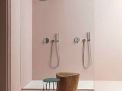 Rubinetto per doccia monocomando in stile moderno ZoN 127+R99684 - On