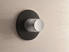 Miscelatore per doccia in ottone cromato MACÒ | Miscelatore per doccia monoforo - Macò