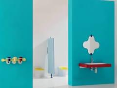 Specchio per bagno per bambiniMILK   Specchio - PONTE GIULIO