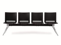 Seduta su barra in polipropileneLAFILÒ PLASTIC | Seduta su barra - DIEMMEBI