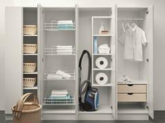 Mobile lavanderia a colonna laccato IDROBOX | Mobile lavanderia a colonna - Idrobox