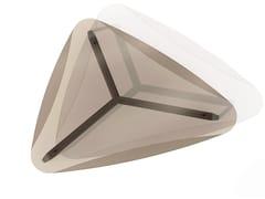 Tavolino in vetro in stile moderno GRAMERCY | Tavolino in vetro - Atelier