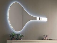 Specchio a parete per ingresso JAZZ | Specchio a parete -