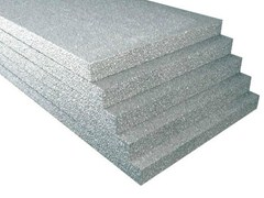 Thermal insulation panels and felts