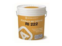 FASSA, RI 222 Rivestimento acrilico decorativo e protettivo