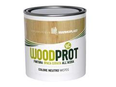 Marmoplast, WOODPROT HC - IMPREGNANTE CERATO Impregnante cerato per legno