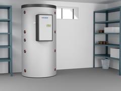 Termoaccumulatore a carico termico superiore PUFFERMAS CTS® - Termoidraulica