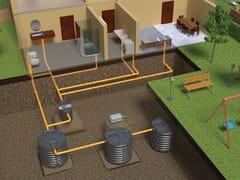 CORDIVARI, Sistema trattamento acque reflue Trattamento e depurazione acque reflue