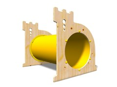 Tunnel in legno MERLINO | Tunnel in legno - I love wood