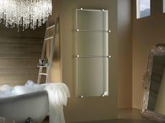 Scaldasalviette elettrico in vetro temperato a parete ad infrarossiTHERMOGLANCE ® | Radiatore verticale - ASOLA VETRO