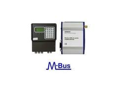 Componente per centralizzazione dati di consumoGE552-4 - GIACOMINI