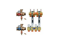 Collettore per fluido termoconvettoreCollettore per fluido termoconvettore - GIACOMINI
