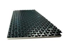 Pannello radiante isolante preformatoPannello radiante preformato - GIACOMINI
