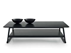 Tavolino rettangolare in rovere RECIPIO '14   Tavolino rettangolare - Recipio