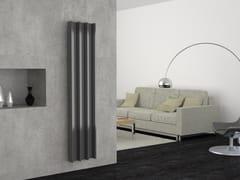 Termoarredo verticale in alluminioGROOVE - CORDIVARI