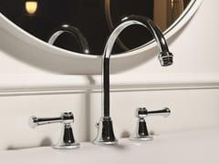 Rubinetto per lavabo a 3 fori in stile classico AGORÀ CLASSIC | Rubinetto per lavabo - Agorà