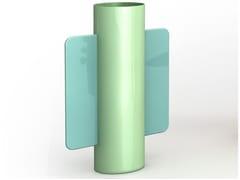 Vaso in alluminio LIPP - festa mobile, parigi anni venti