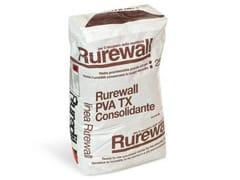 RUREDIL, RUREWALL® PVA TX Consolidamento della muratura