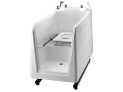 Vasca da bagno in vetroresina800 | Vasca da bagno in vetroresina - PONTE GIULIO