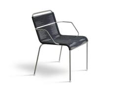 Sedia da giardino con braccioli JUBEAE | Sedia con braccioli - Jubeae