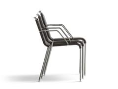 Sedia da giardino con braccioliJUBEAE | Sedia con braccioli - CORO