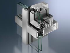 Schüco, SimplySmart AWS 114 Finestra per facciate strutturali