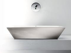 Lavabo rettangolarePRISMA - A. E T. ITALIA