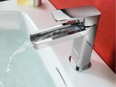 Miscelatore per lavabo a cascata monocomando LOOP | Miscelatore per lavabo a cascata - Loop