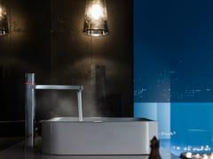 Miscelatore per lavabo da piano elettronicoLOOP E | Miscelatore per lavabo elettronico - CARLO NOBILI RUBINETTERIE