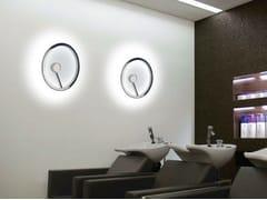Lampada da parete a LED in alluminio CIRCOLO INSOSPESO | Lampada da parete - Circolo
