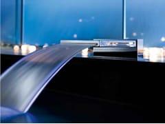 Bocca di erogazione a cascata cromata per vascaFREE SHOWER | Bocca di erogazione - CARLO NOBILI RUBINETTERIE