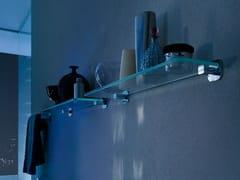 Mensola bagno in vetroLOOP E | Mensola bagno - CARLO NOBILI RUBINETTERIE