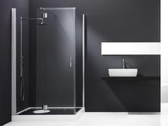 Box doccia in cristalloWAVES   Box doccia - A. E T. ITALIA